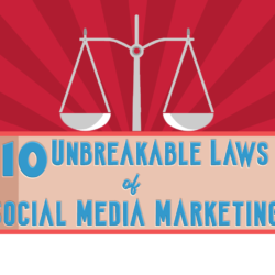 10-unbreakable-Laws-Social-media-Marketing | DigiAark| Digital marketing Agency in delhi
