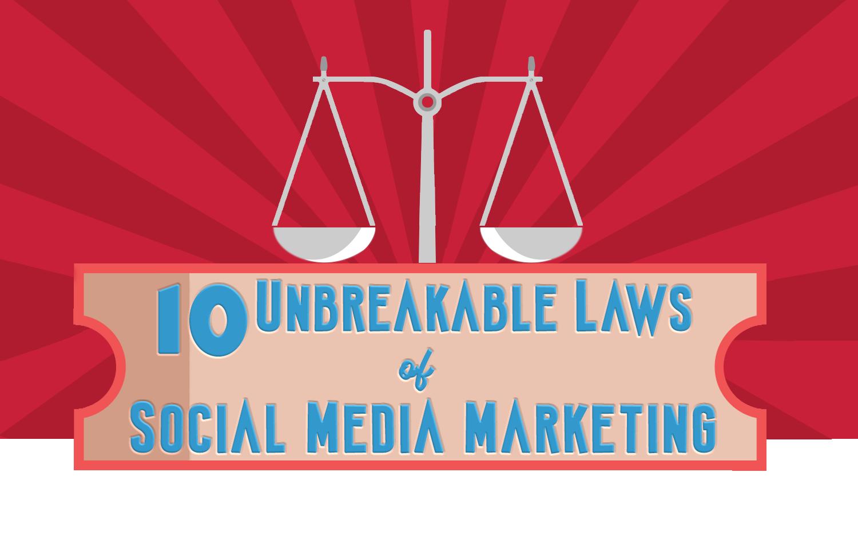 10-unbreakable-Laws-Social-media-Marketing