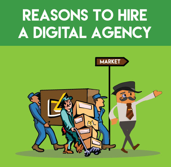 Image result for Reasons to hire a digital marketing agency
