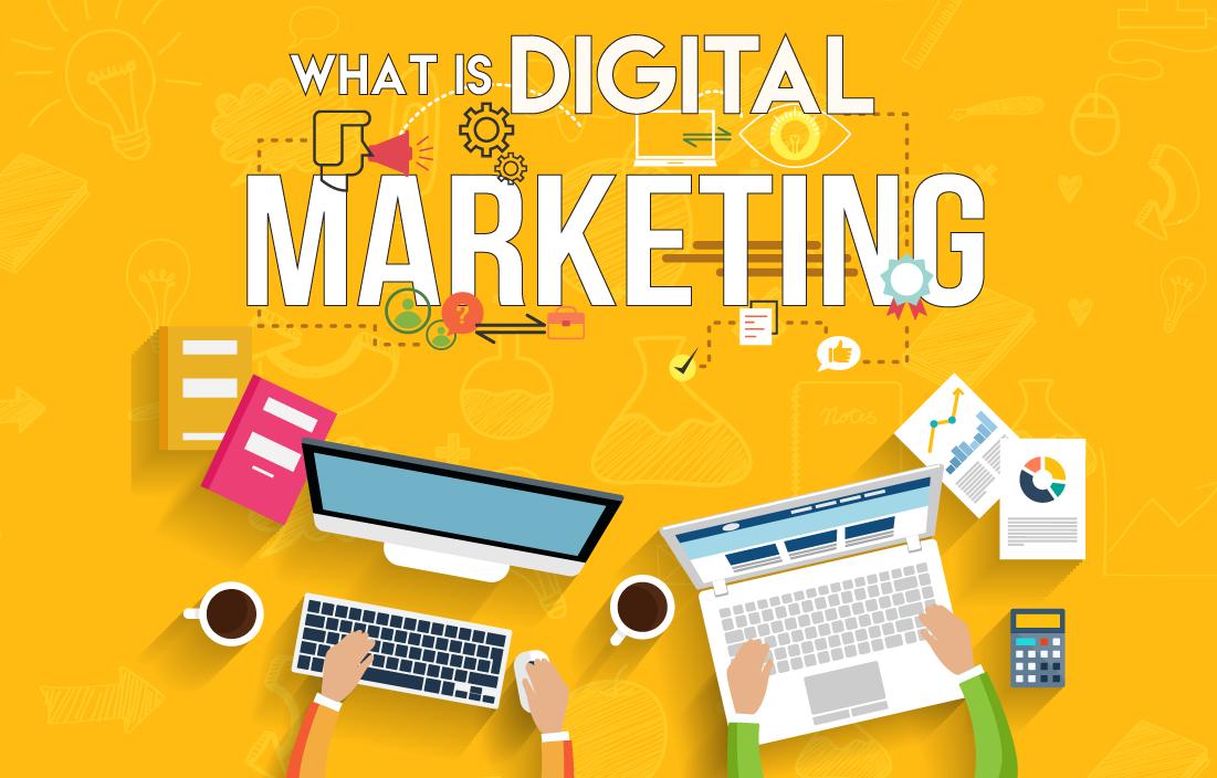 What-is-digital-Marketing| Digi aark